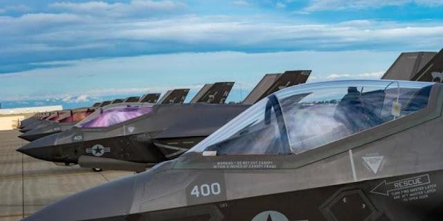 Τόσα θα στοιχίζουν τα F35 για τα επόμενα 3 χρόνια