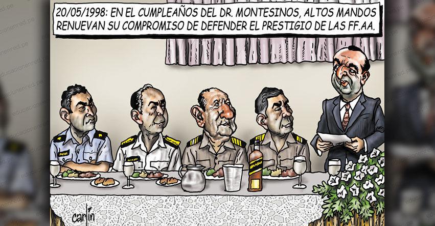 Carlincaturas Sábado 21 Agosto 2021 - La República