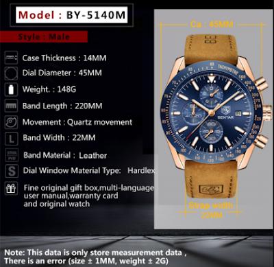 Benyar Saat Markası ve Modelleri