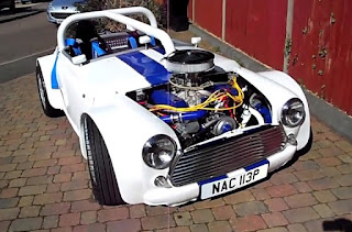 6. American Old Car V8 Engines six of the wildest v8
