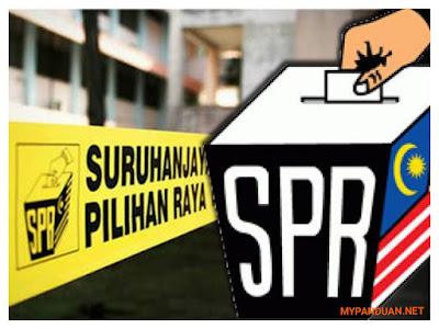 Cara Daftar Mengundi dan Semakan Lokasi Mengundi Secara Online