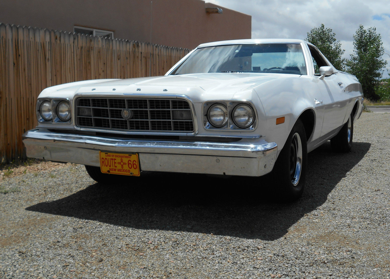 All American Classic Cars: 1973 Ford Ranchero
