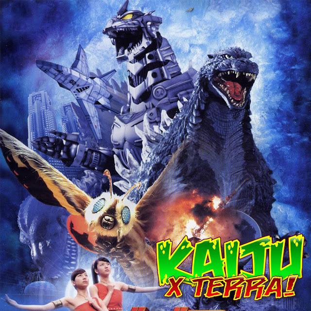 Mechagodzilla Mothra Godzilla