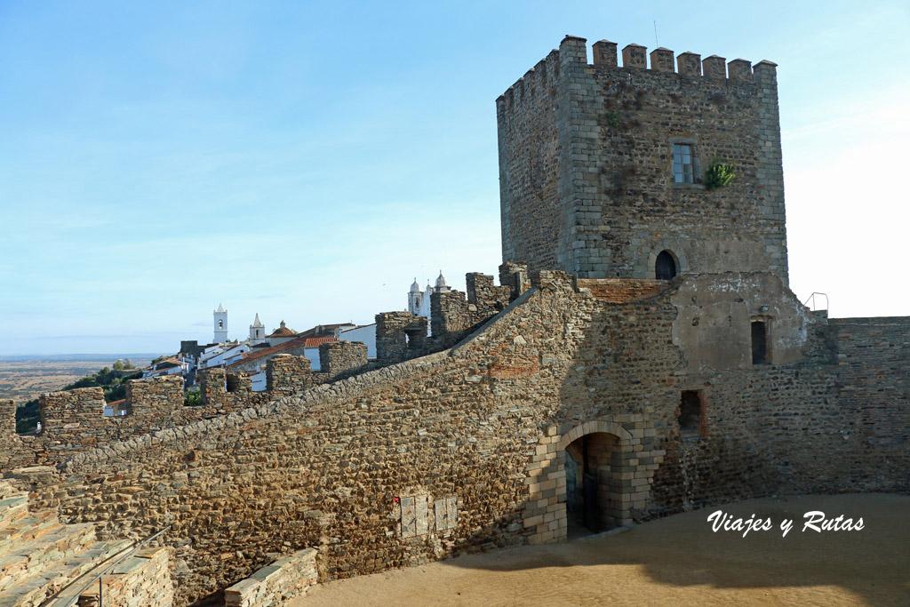 Castillo de Monsaraz, Portugal