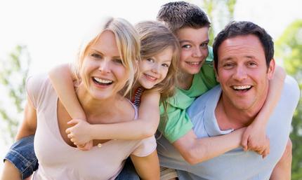 Tips Membangun Keluarga Bahagia
