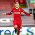Firmino's late header send Liverpool top of the league