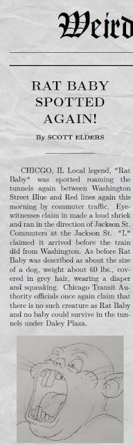Rat Baby News
