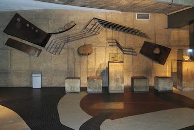 Aulario de la Facultad de Geológicas de Oviedo
