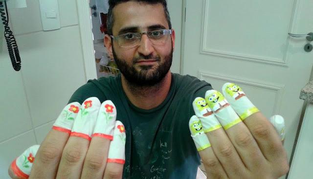 protetores de unhas