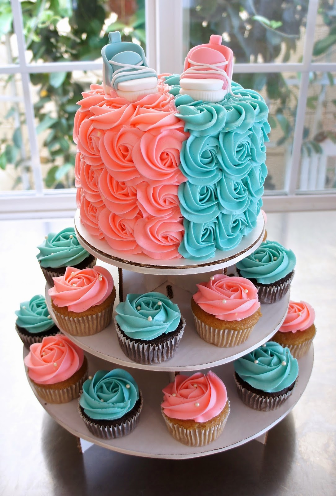 Cupcake Towers - Burbank CA