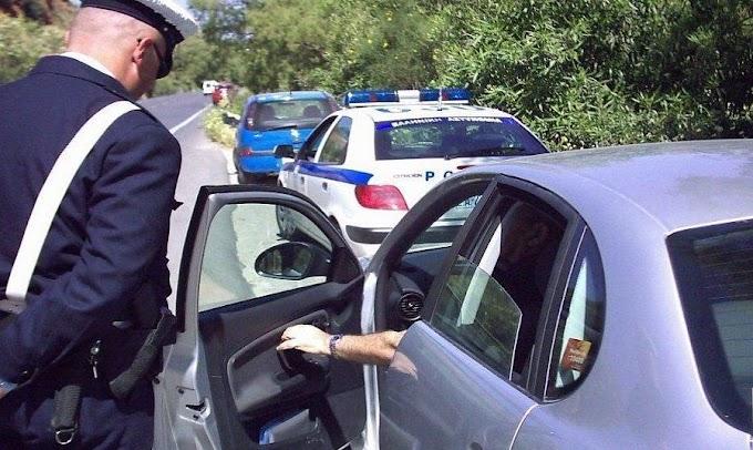 Σύλληψη ημεδαπού για οδήγηση υπό την επίδραση οινοπνεύματος