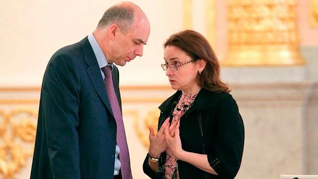 Главе Минфина А. Силуанову и Э. Набиуллиной грозит отставка – час расплаты близок