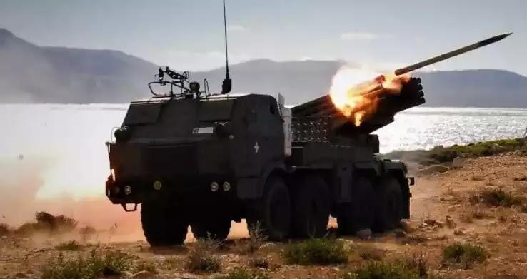Μεγάλης κλίμακας επίθεση του Αζερμπαϊτζάν: Πλήττουν με βαρέα ρουκετοβόλα το Στεπανακέρτ (video)