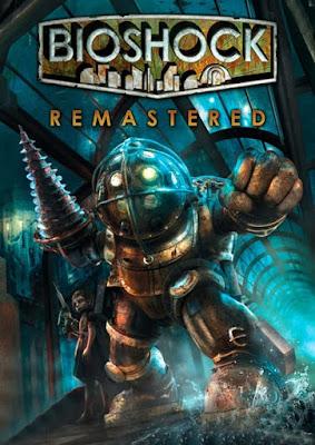 Capa do BioShock Remastered