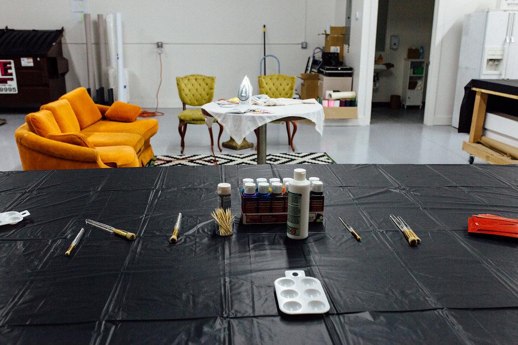 vintage furniture, vintage couch, custom canvas prints