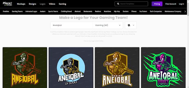 buat logo esport online