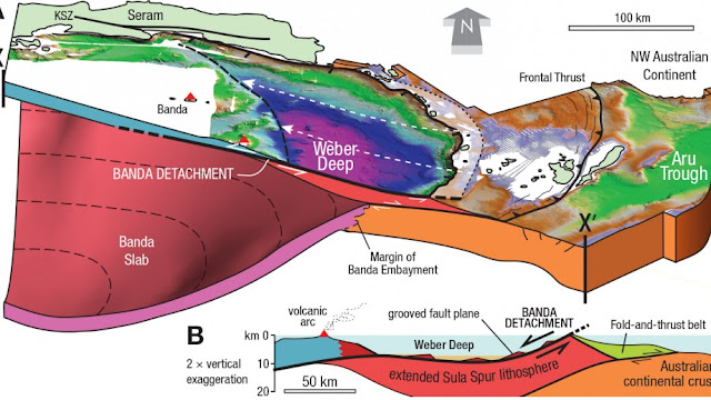 Biggest exposed fault on Earth discovered