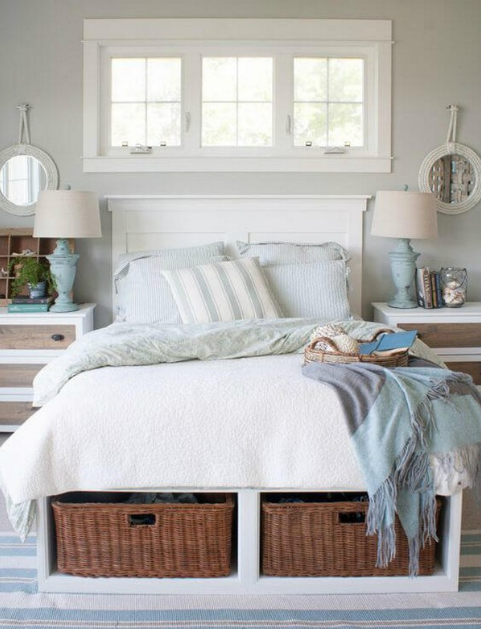 QUICK AND EASY ORGANIZATION IDEAS TO GET YOUR BEDROOM IN ORDER