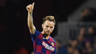 Ivan Rakitic hint at Barcelona exit: 'Maybe David Beckham will call me'