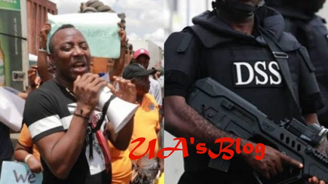 JUST IN!!! How Sowore Was Arrested – Eyewitness Reveals