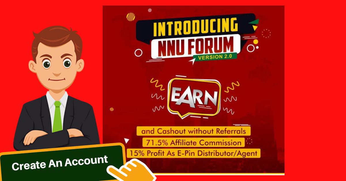 Create NNUForum Account That Pays