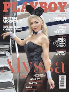 Playboy Croacia – Noviembre 2019 PDF digital