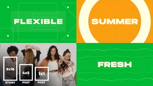 Videohive - Fresh Fashion Promo 28632361