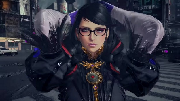 Bayonetta 3 got its first appearance, coming out in 2022