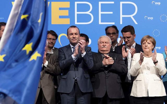 Αγωνία στο Βερολίνο για την έκβαση των ευρωεκλογών