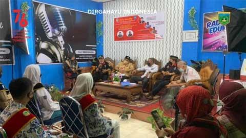 SMPN 4 dan GANN Padang Panjang Gelar Dialog Interaktif Remaja
