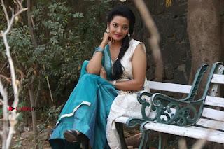 Tamil Actress Koushika Stills in White Salwar Kameez at Inayathalam Tamil Movie Audio Launch  0013.jpg