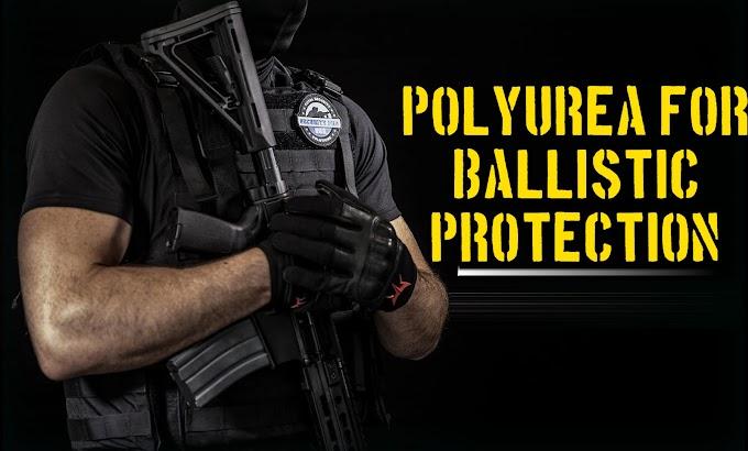Ballistic Protection With Polyurea
