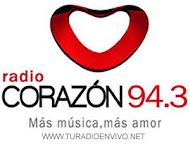 Radio Corazón 94.3 fm Lima en vivo