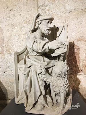 Catedral Zamora pieza del Museo