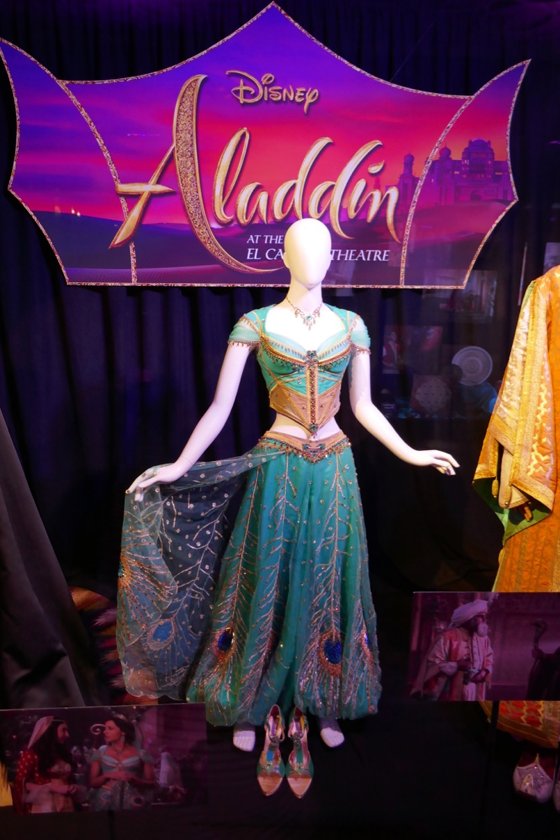 Hollywood Movie Costumes And Props Naomi Scott S Princess