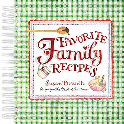 My Fav Family Recipes cookbook