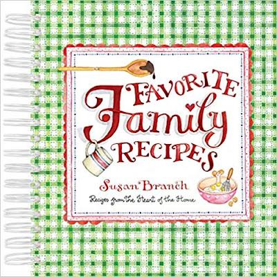 My Fav Family Recipes cookbook