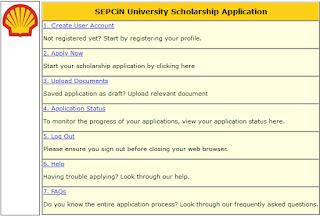 Shell (SPDC) JV University Scholarship Awards Scheme 2019/2020