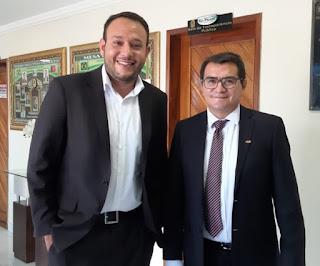 Prefeito Olivânio, vice Lucas Marques e vereadores são empossados no município de Picuí