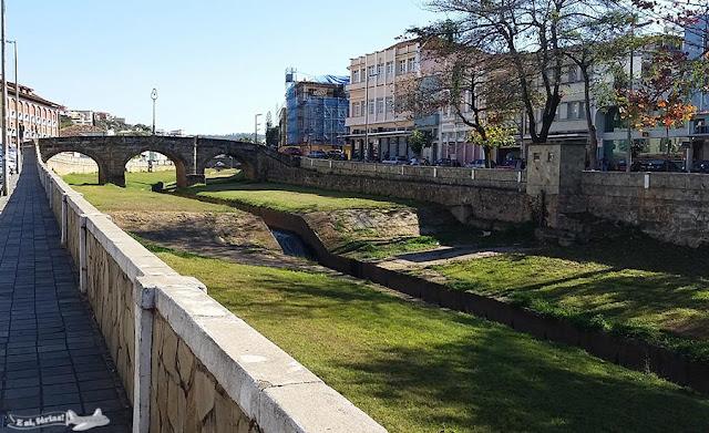 São João del-Rei, Caminho Velho, Estrada Real, Ponte do Rosário