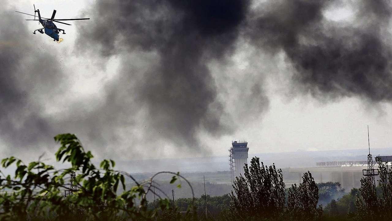 Ukrainian Military Pages - Особливості гібрідної війни РФ проти України