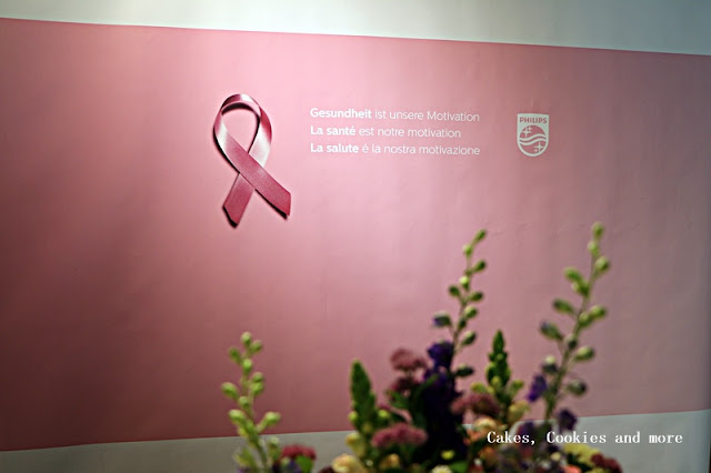 Pink Kitchen Event von Philips und Pink Ribbon