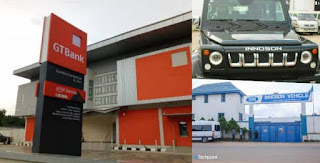 GTB Lands in Fresh Trouble As Innoson Motors Empowered To Take Over GTB's Properties