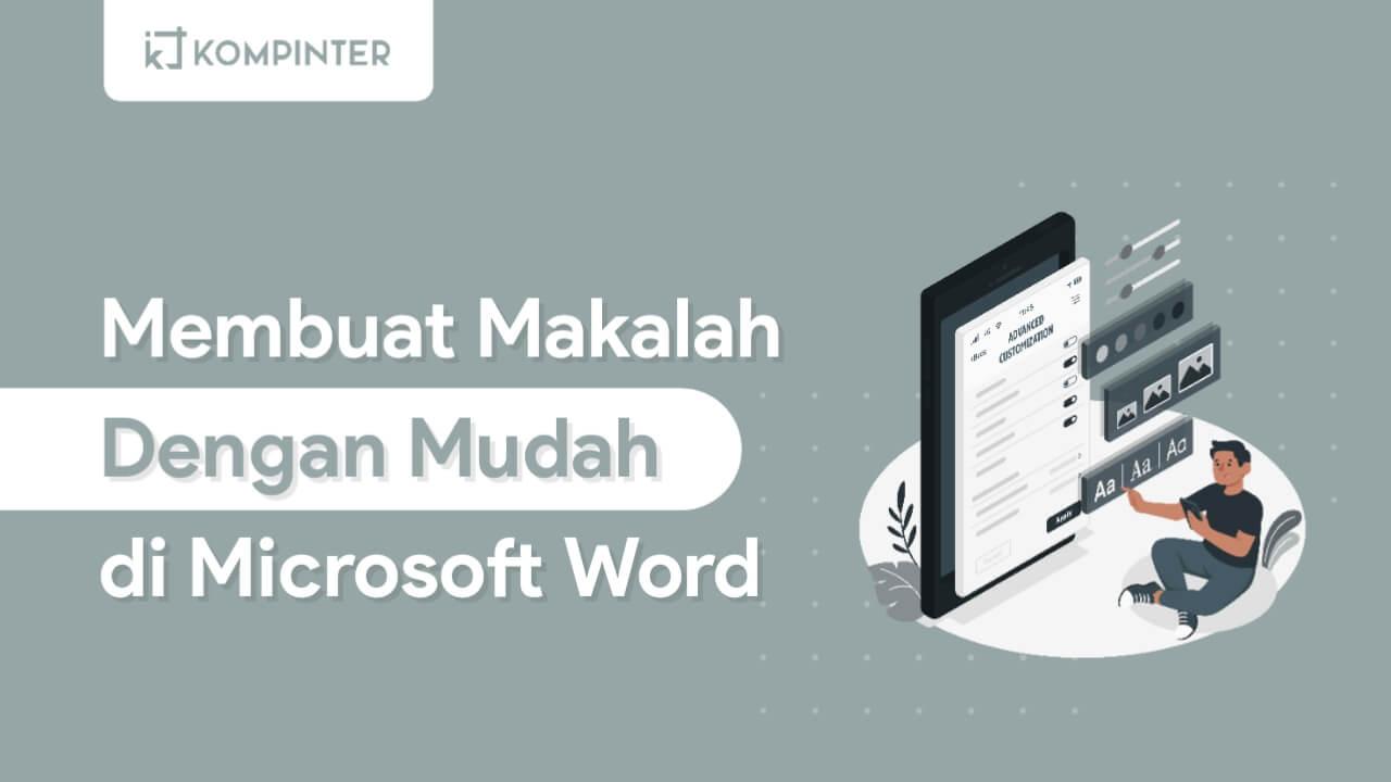Cara Membuat Makalah di HP dengan Microsoft Word