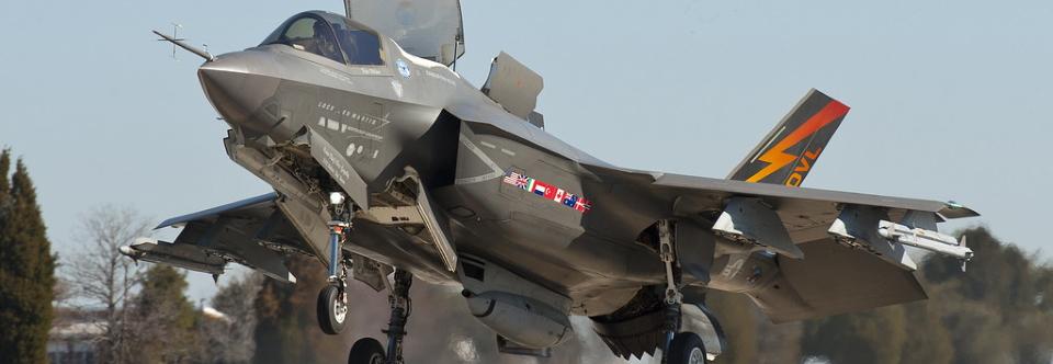 Держдеп США погодив продаж Сінгапуру літаків F-35B