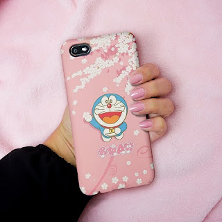 case hp doraemon