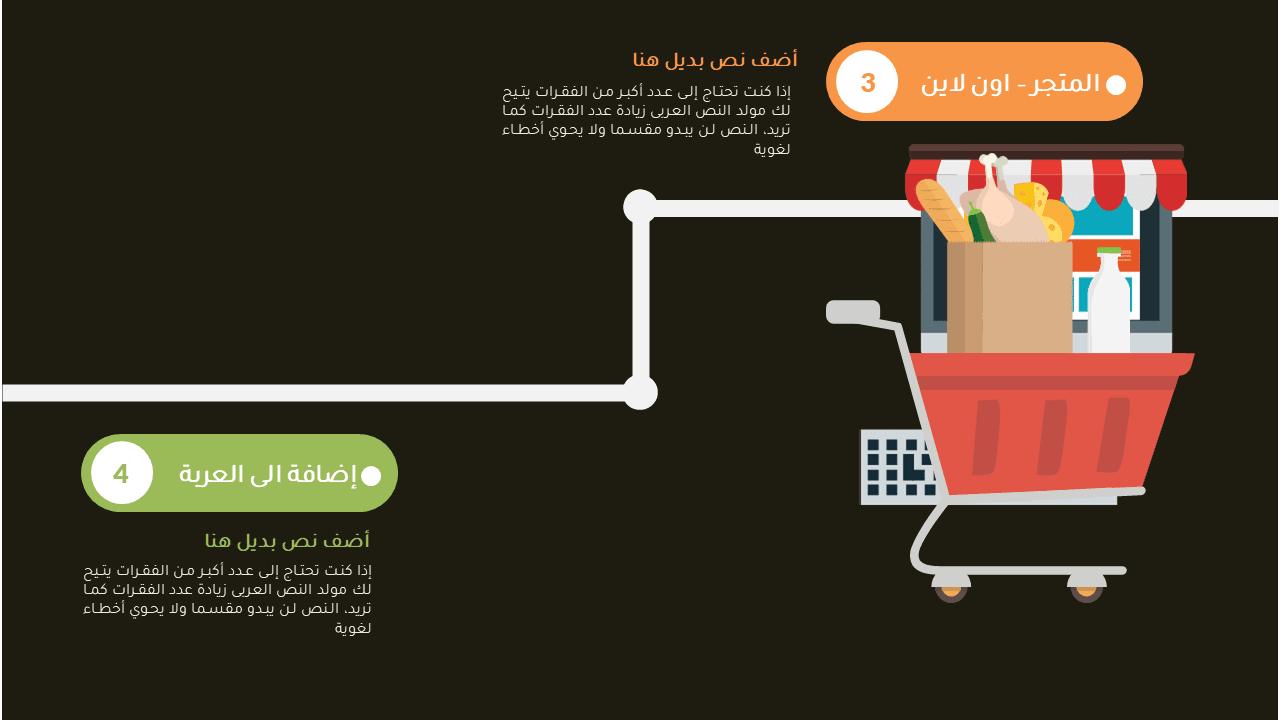 شرائح بوربوينت عربية