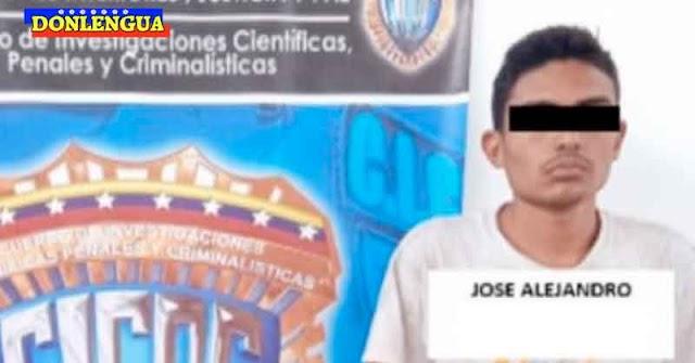 Estudiante chavista de la UNES a la cárcel por cortarle los dedos a su novia por celos