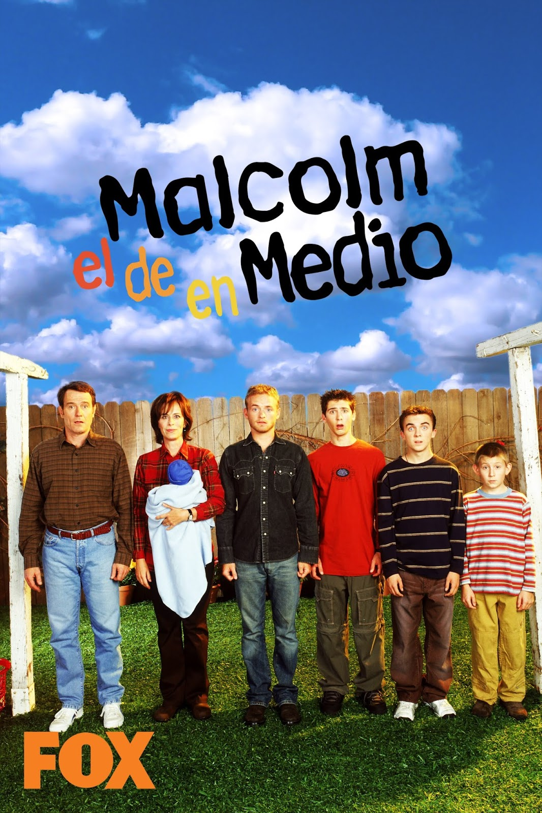 Malcolm in the Middle (2004) Temporada 5 AMZN WEB-DL 1080p latino