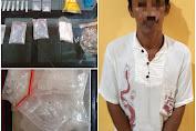 Perangi Narkoba, Warga Desa Sabang Diringkus Sat Narkoba Polres Tolitoli